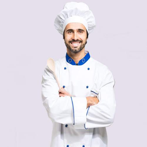 chef jackets suppliers in Oman